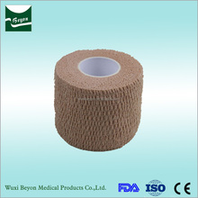 Hot sale products durability red self adhesive bandage new technology product in china