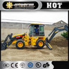 Low price XCMG XT860 8 ton small garden tractor loader backhoe
