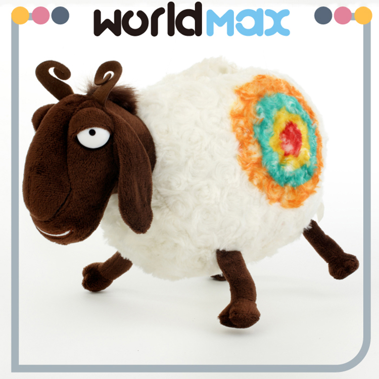 New Products And Happy Dragon Sheep Specialty Custom Baby Toy