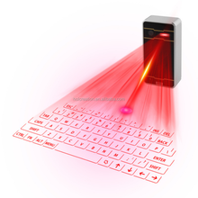 Mini Laser Keyboard Projector, Wireless Bluetooth Virtual Keyboard and Mouse Combo for Phone
