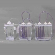 High Quality Medical Drainage Bottle With CE/ISO Certification (MT58076001)