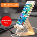 Desktop Aluminum Stand Holder for Mobile Phone (All Size) and Tablet (Up to 10.1 inch) Tablet PC Display Stand