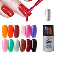 Wholesale New 12ml Soak off Private Label One Step Nail Gel UV Gel Polish