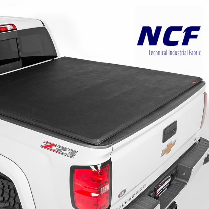 Roll Up Truck Bed 2014-2018 Chevy Silverado Pickup Tonneau Cover