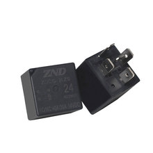 Auto Relay 24V 30A/40A 5Pin ZDCG New Universal Waterproof Relay