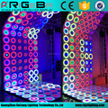 New design rigeba 60*60cm dynamic dance floor for stage for wholesales