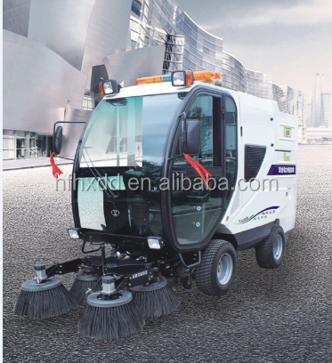 pavement sweeper for concrete floor