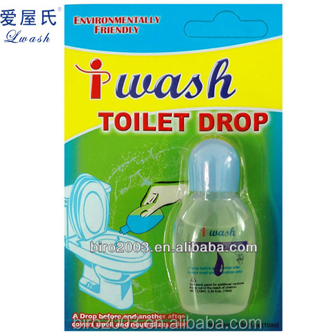 Fresh 1 Drop - The Natural Toilet Odor Neutralizer Bathroom odor eliminator- 20 Ml