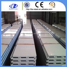 Chinese supplier container house heat insulation soundproof polystyrene(EPS) cheapest sandwich panel