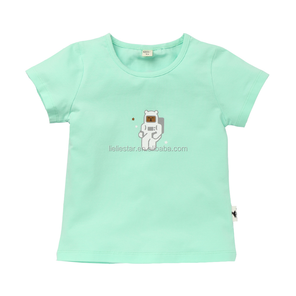high quality shirt children Shirt for 1-7 years old kids t-shirts for boys and girls custom t-shirts cotton