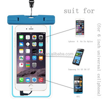New waterproof case for xiaomi redmi 2 with heaphone jack