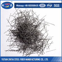 Best Building Materials Stainless Steel Fiber For Shotcrete and Tunnel