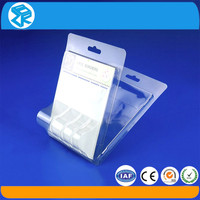 terephthalate formed key ring blister clamshell packaging