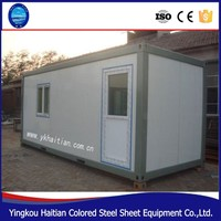 High qulity and low cost prefab container house 2015 ,european container house