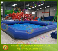 2016 rectangular mobile swimming pools/portable swimming pools