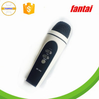 2015 popluar cell phone microphone, mobile microphone mc-919, mini karaoke player
