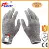 Morewin Amazon Supplier Wholesale Stainless Steel Wire Mesh Level 5 Cut Resistant Gloves