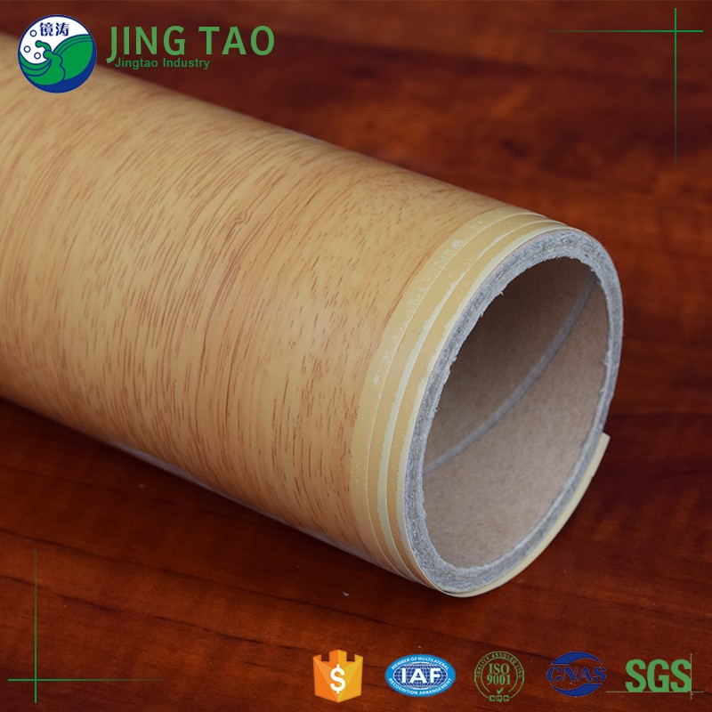 Good price pvc wood grain contact paper