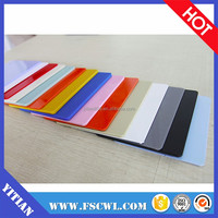 Wholesale Vacuum Forming 1mm to 12mm pp plastic board