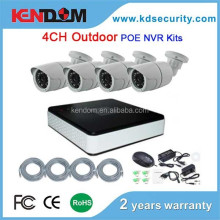 4-Channel Security 1.3MP NVR Kits P2P function, auto search IPC, nvr kit 4 channel in cctv system