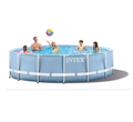 INTEX 26734 15FT X 42IN Metal Frame Pool large above ground pool inflatable outdoor Family swimming pool