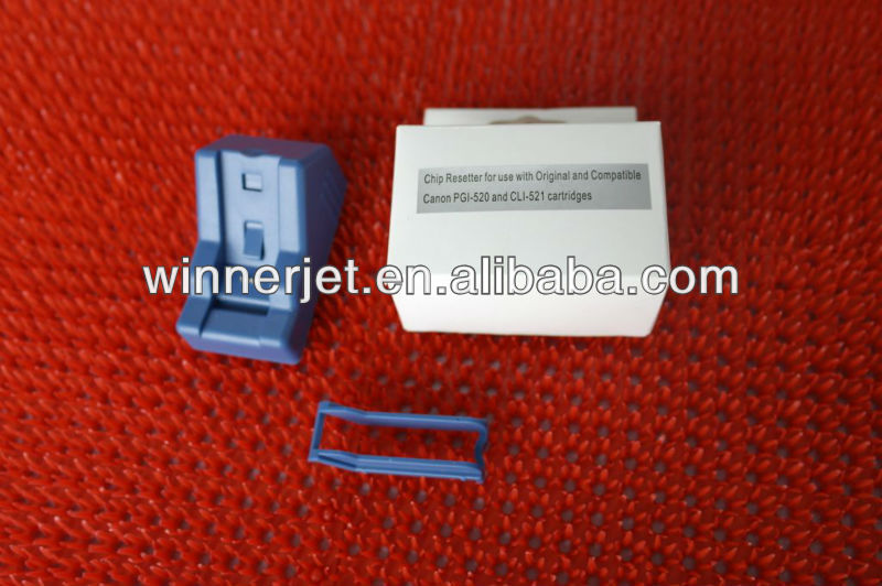 for Canon pgi 520 cli 521 for Canon chip resetter