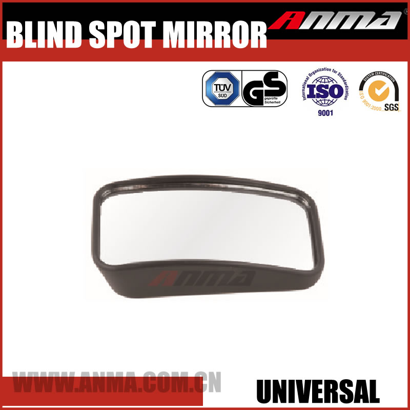 Exterior panoramic truck rear view side mirror car blind spot mirrors