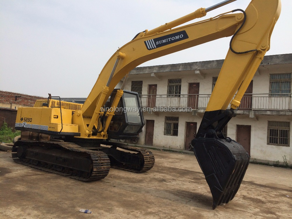 Japan original used SUMITOMO S280 excavator/digger for sale.Price can be discussed