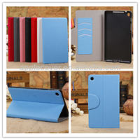 For google nexus 7 leather case nexus 7 stand cover