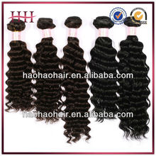 5a virgin weft and closure free shipping deep wave virgin hair bundles remy brazilian hair bundles with closure