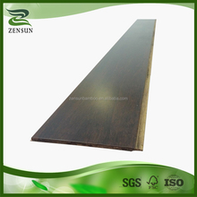 Best price chocolate color UV coating bamboo indoor flooring