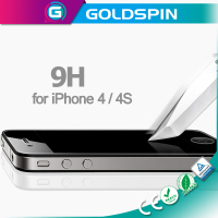 Manufacture !!! Perfect Cutting, Diamond Screen Protector for Iphone 4 Screen Guard