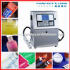 Popular Touch Screen Date / Time / Serial / Batch Number Small Character pvc pipe ink jet printer with FDA approval