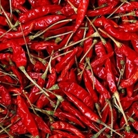 Dried Red Chilli Whole Pods SHU8000-10000