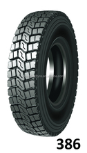 6.50R16 all steel radial truck tyre for commercial vans and light truck with tube and flap