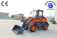 Euro design 4WD ZL12 wheel loader