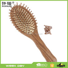 Most popular wooden massage hair beauty massage comb