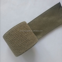 Cotton webbing polyester tape elastic band