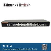 24 port gigabit mini best unmanaged network hardened fast 10/100mbps ethernet switch