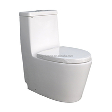 Western Standard Siphonic Small Low Flow Close Coupled Ceramic Toilet