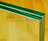 Colar laminated glass for building With Factory Price CE CCC ISO