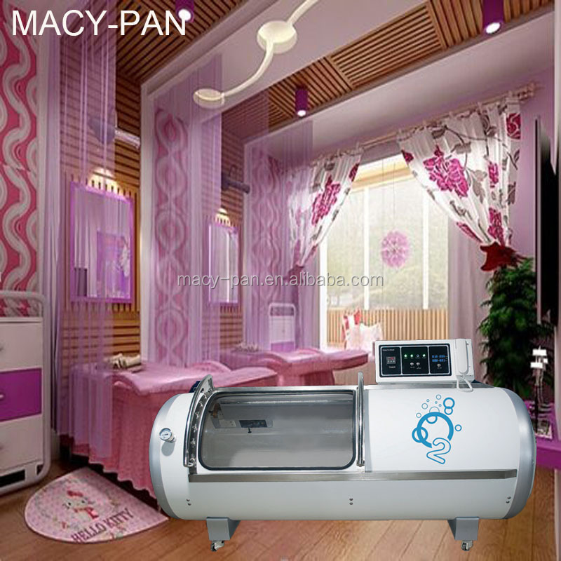 spa capsule medical rehabilitation equipment Personal Hard Hyperbaric Oxygen Chambers For Veterans Wound Healing