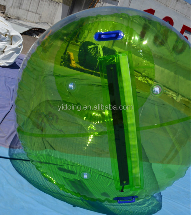 Super Attractive inflatable water hamster ball for water park D1002-24D