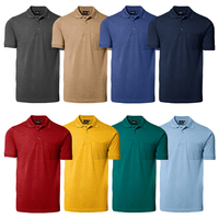 cotton terry terry cloth fabric polo shirt wholesale
