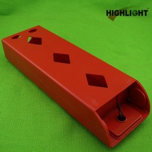 Highlight eas retail antitheft cigarette safer box/ anti shoplifting safer/ security alarm box