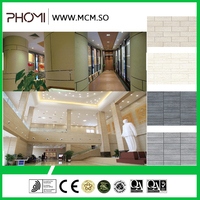 high quality factory price breathability durability modified clay stone travertine