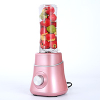 Ideamay Mini Pink Color 350w 600ml National Nutri Juicer Travel Blender for outdoor