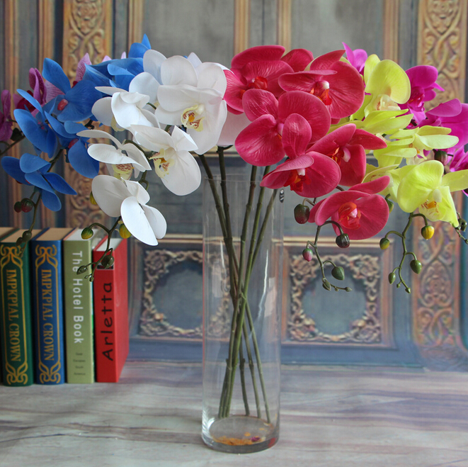 GNW FLW1503 Artificial artificial flowers for sale Wisteria Hanging Flower for wedding decoration