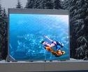 full-color led display board/RGB outdoor advertising led panel p12/china xxx video led screen wall