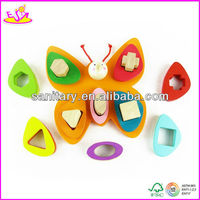 2013 colorful wooden puzzle & wooden toys
